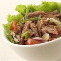 Salada de lagarto